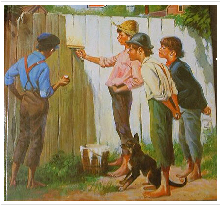 a review of the story of tom sawyer
